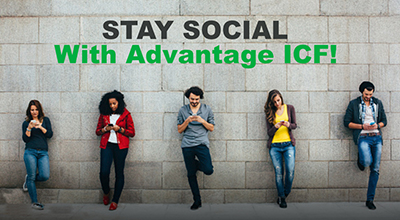 Stay Social with Advantage ICF