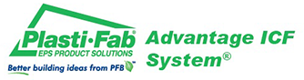 Advantage Insulating Concrete Forming System from Plasti-Fab