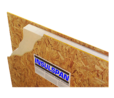 Insulspan Structural Insulated Panels for Roof applications