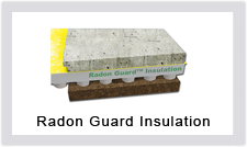 RADON GUARD INSULATION