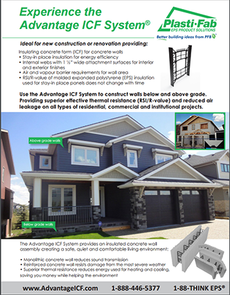 The Advantage ICF Brochure – Experience the Advantage ICF System